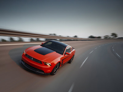 2012 Ford Mustang Boss 302 Test Drive