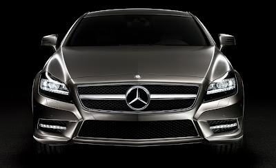 2012 Mercedes-Benz CLS Front View