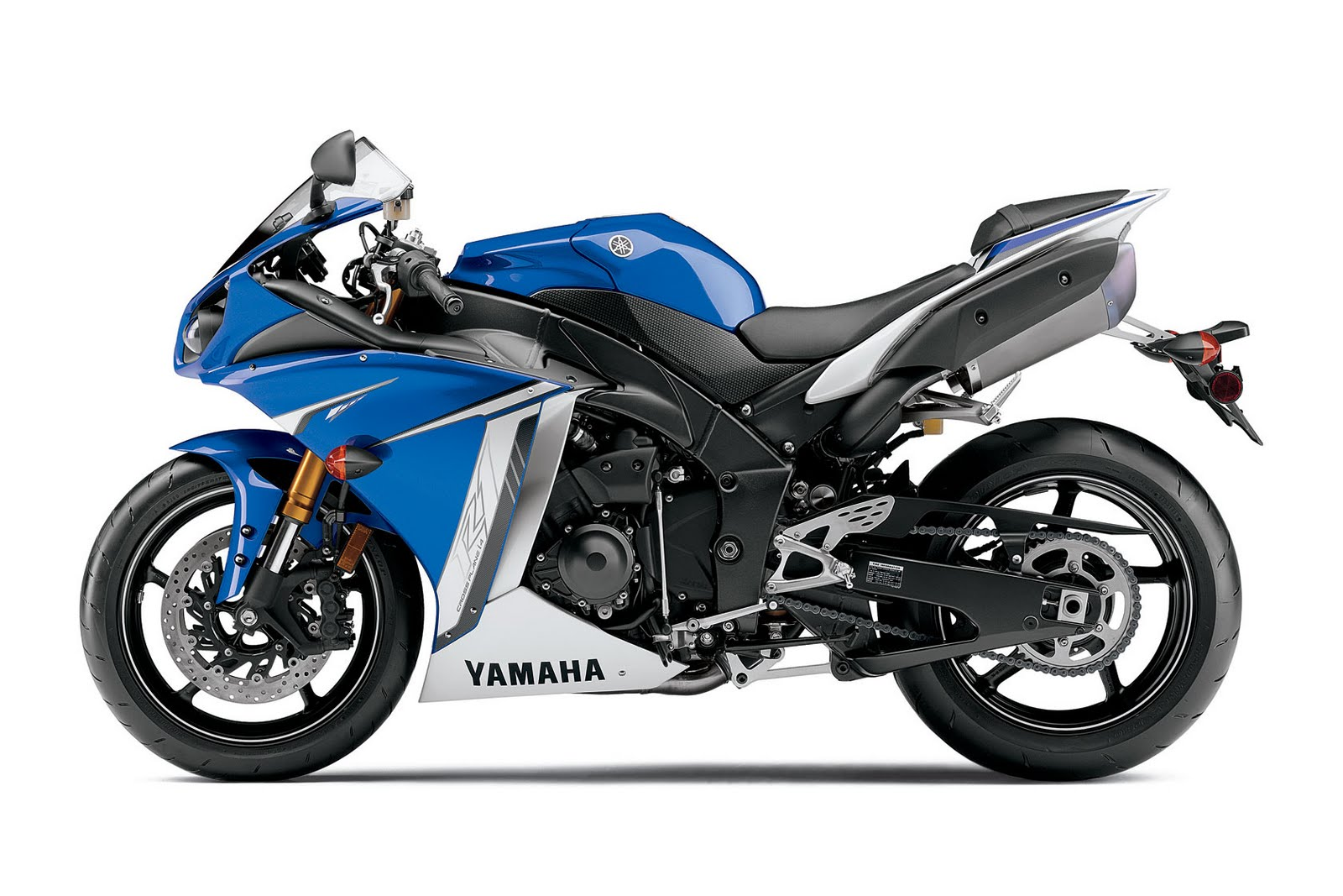 2011 Yamaha YZF-R1 Sports Bike