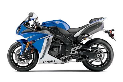 2011 Yamaha YZF-R1 Sports Bike