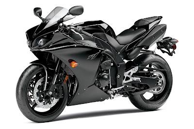 2011 Yamaha YZF-R1 Black Series