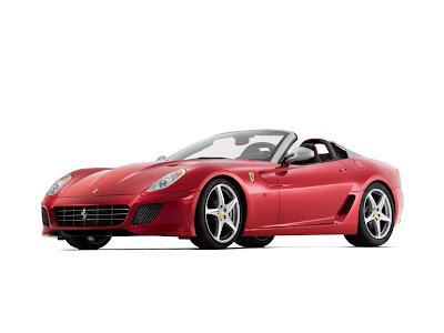 2011 Ferrari 599 Sa Aperta Special Edition