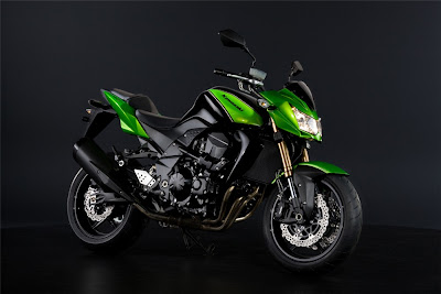 News Kawasaki Z750R Unveiled