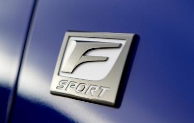 2011 Lexus CT 200h F Sport Emblem View