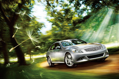 2011 Infiniti G25 Sedan Luxury Cars