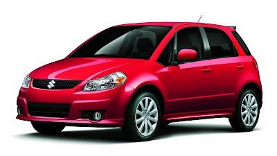 2011 Suzuki SX4 Sportback Images