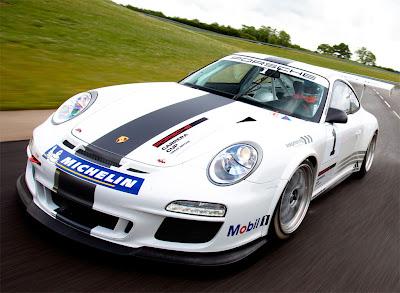 2011 Porsche 911 GT3 Cup Race Car