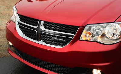 2011 Dodge Grand Caravan Details