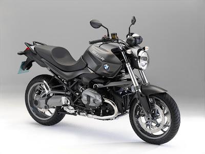 2011 BMW R 1200R Classic Black Color