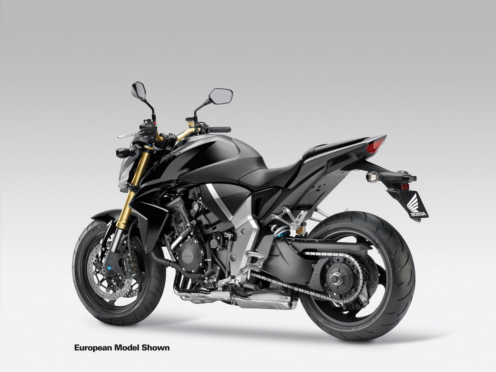 Avenged Car  2011 Honda CB1000R Coming to USA
