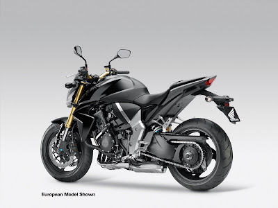 2011 Honda CB1000R Photos