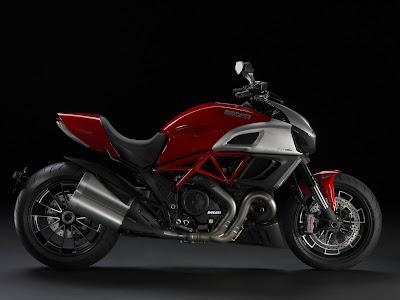 2011 Ducati Diavel Sportbike