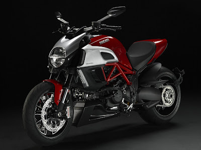 2011 Ducati Diavel Motorcycle