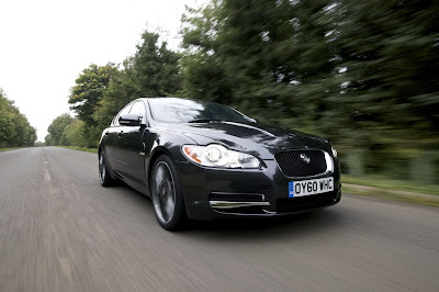 2011 Jaguar XF Black Pack Luxury Sedan