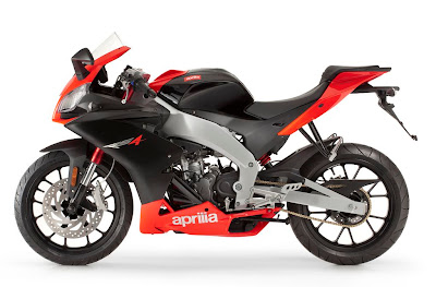 2011 Aprilia RS4 125 Official Photos