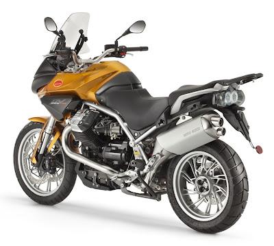 2011 Moto Guzzi Stelvio 1200 Images