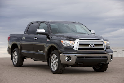 2011 Toyota Tundra Official Photos