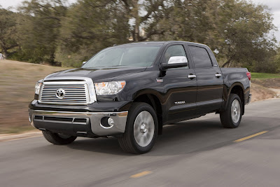 2011 Toyota Tundra First Look