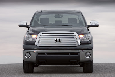 2011 Toyota Tundra Front View