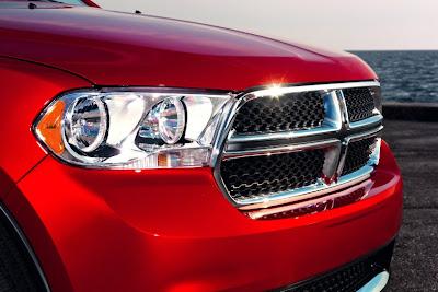 2011 Dodge Durango Headlight