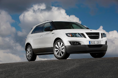 2012 Saab 9-4X Photos