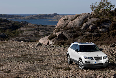 2012 Saab 9-4X Sports Touring Cars