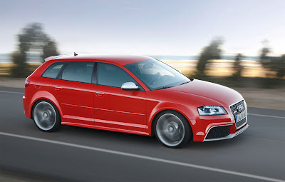 2012 Audi RS 3 Sportback Photos