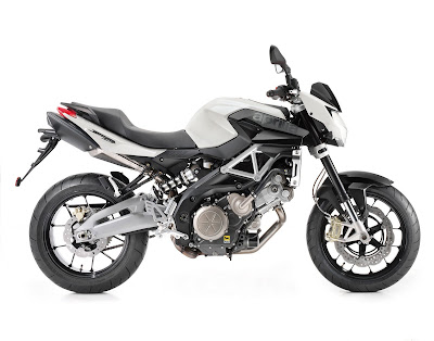 2011 Aprilia Shiver 750 Motorcycle
