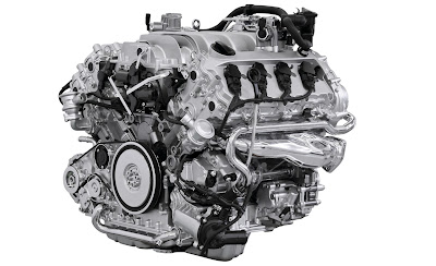 2011 Volkswagen Touareg Engine