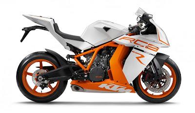 2011 KTM 1190 RC8R Sportbike