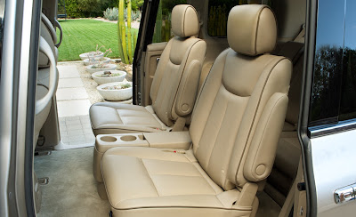 2011 Nissan Quest Seats