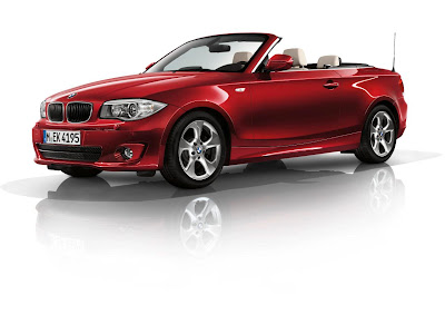 2012 BMW 1 Series Convertible Images