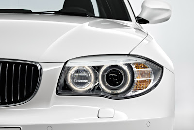 2012 BMW 1 Series Convertible Headlight