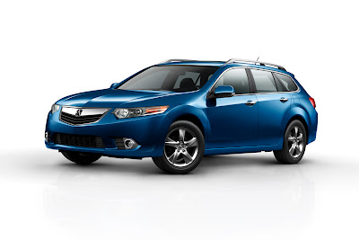 2011 Acura TSX Sport Wagon Pictures