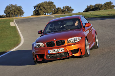 2011 BMW 1 Series M Coupe Photos
