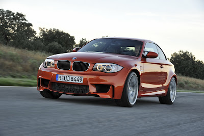 2011 BMW 1 Series M Coupe Sports Car