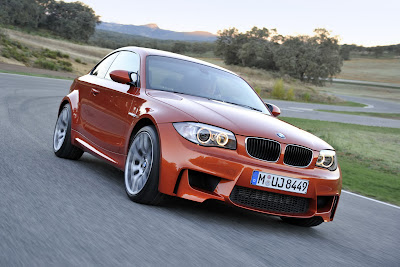 2011 BMW 1 Series M Coupe Luxury Car