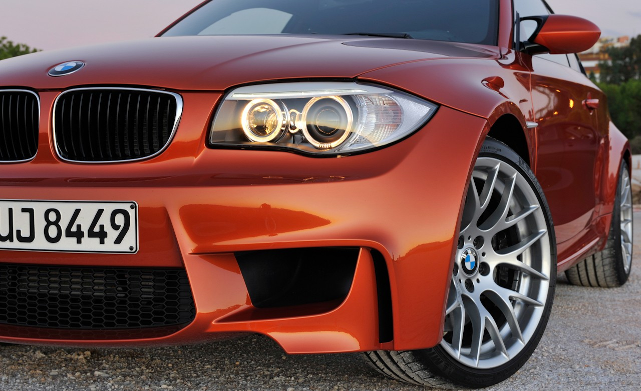 car new modified: 2011 BMW 1 Series M Coupe First Look