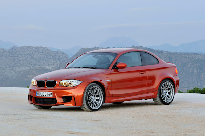 2011 BMW 1 Series M Coupe Car Wallpaper