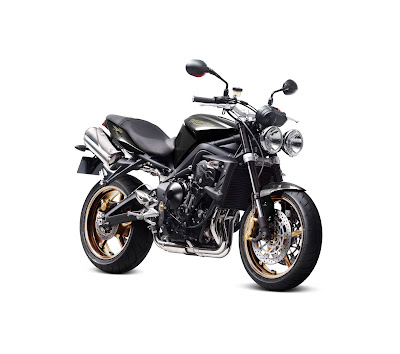 2011 Triumph Street Triple R Photos