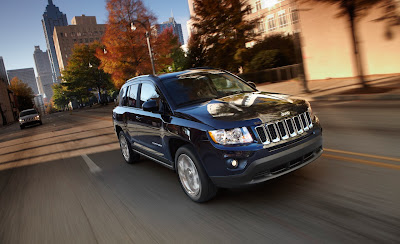 2011 Jeep Compass Car Wallpaper
