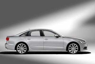 2012 Audi A6 Side View