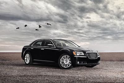 2011 Chrysler 300 Luxury Sedan