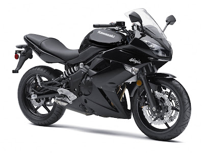 2011 Kawasaki Ninja 650R First Look