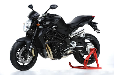 2011 MV Agusta Brutale 920 First Image