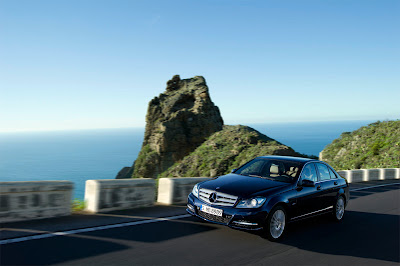 2012 Mercedes-Benz C-Class First Look