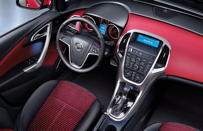 2012 Buick Verano Interior
