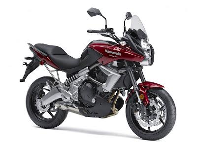 2011 Kawasaki Versys Motorcycles
