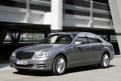 2012 Mercedes-Benz S350 BlueTEC 4MATIC Luxury Cars