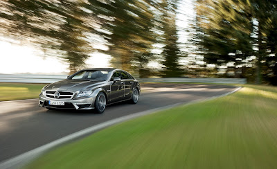 2012 Mercedes-Benz CLS63 AMG Photos